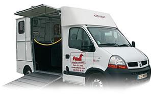 location camion vl chevaux super u. Black Bedroom Furniture Sets. Home Design Ideas